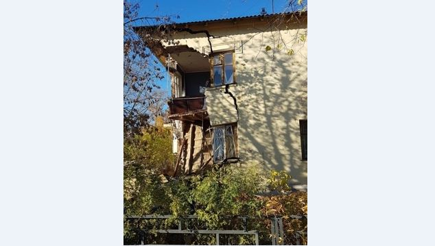 В Следственном комитете разобрались в причинах обрушения жилого дома на Бору
