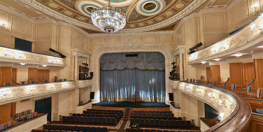 Театр на диване: публикуем расписание онлайн-спектаклей в Нижнем Новгороде