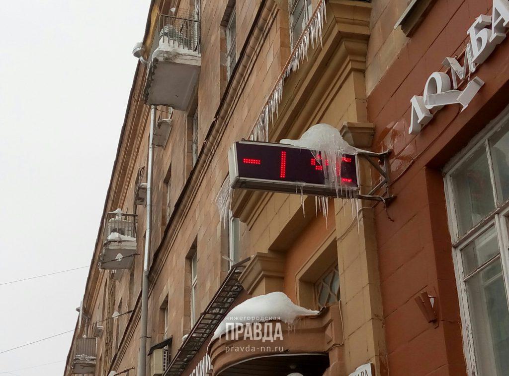 Правда или ложь: в Нижегородской области ожидается аномально тёплая зима