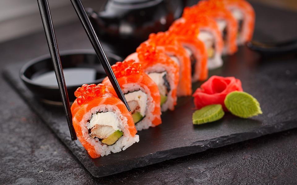 Ресторан «Суши Мастер» в Златоусте — вкус Японии в каждом доме