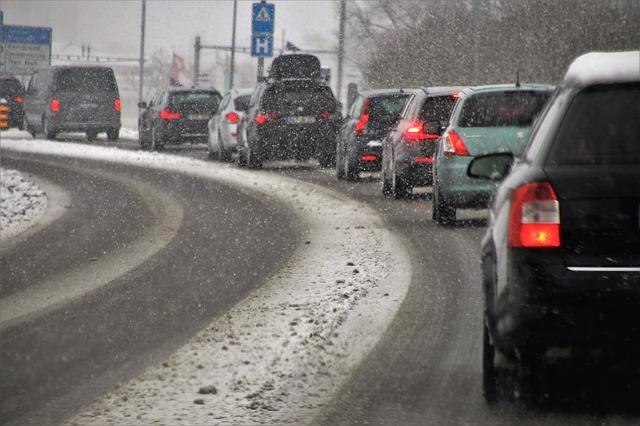 Осторожно, гололед: в ГИБДД предупредили об осложнении дорожной обстановки