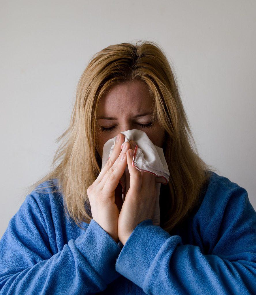 Роспотребнадзор проведет «горячую линию» по профилактике гриппа и ОРВИ