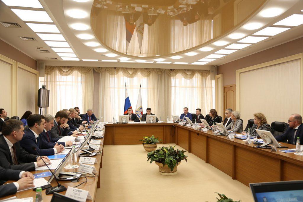 62 млрд рублей из федерального бюджета выделят на реализацию нацпроектов в Нижегородской области