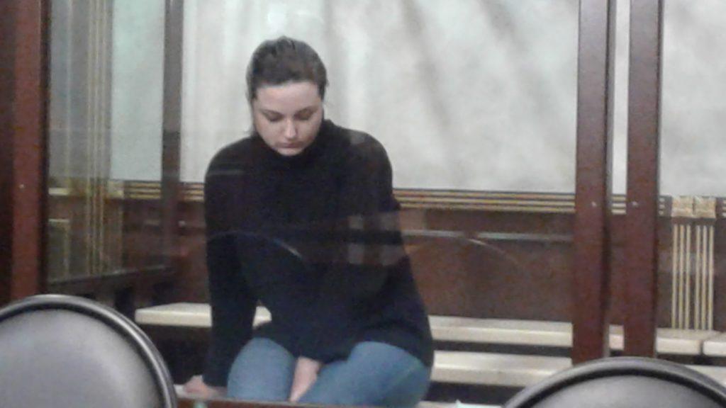 «Меня запугали, мне угрожали убийством». Елена Каримова выступила в суде с последним словом