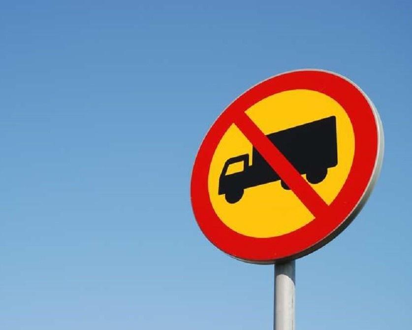 Большегрузам месяц запретят ездить по нижегородским дорогам