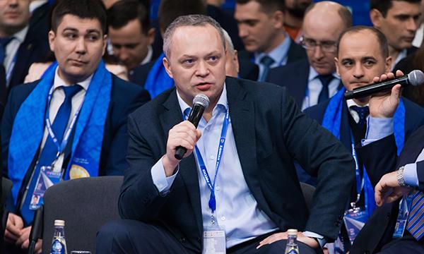 Константин Костин: «В меняющихся условиях меняется «Единая Россия»»