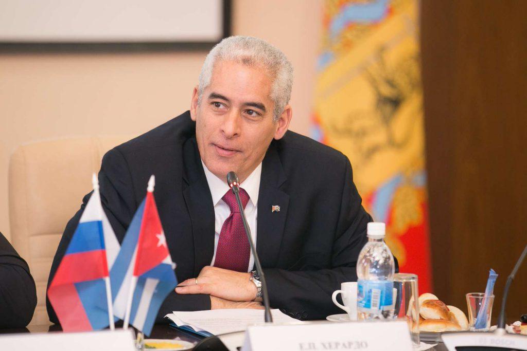 Посол Кубы прислал Глебу Никитину благодарственное письмо