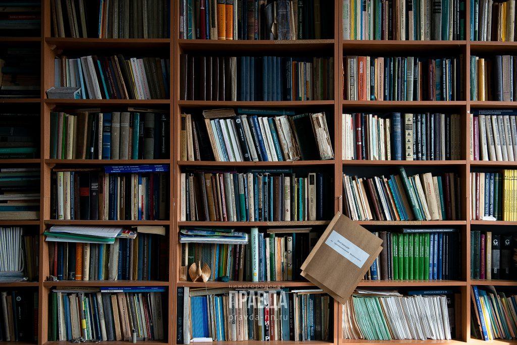 Нижегородцы смогут поучаствовать в проекте «Книжные сезоны»