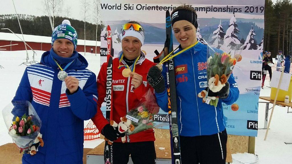 Молодой нижегородский спортсмен стал чемпионом первенства Мира по спортивному ориентированию
