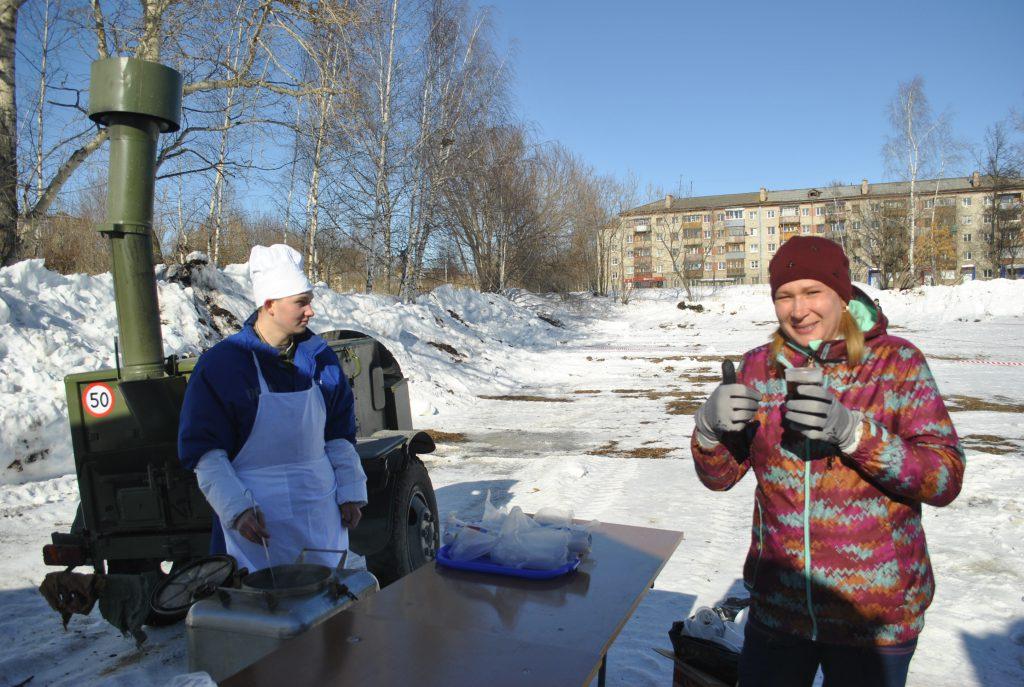 Нижегородские спортсмены зазывали весну молотом и копьём