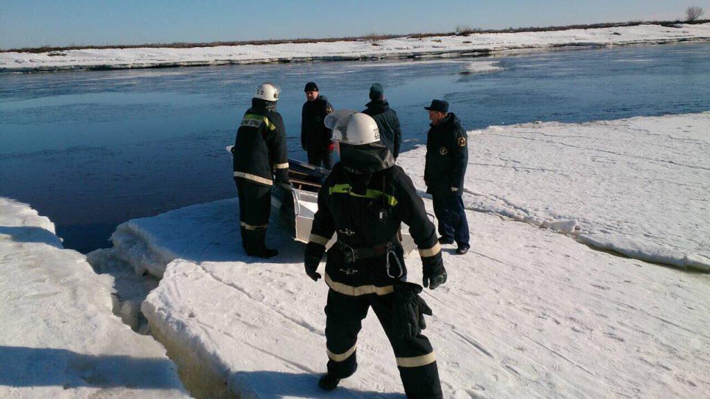 Тело второго из четырех пропавших рыбаков нашли в Балахне