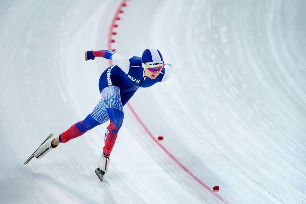 Нижегородскую конькобежку Наталью Воронину наградили орденом «За заслуги перед Отечеством» II степени