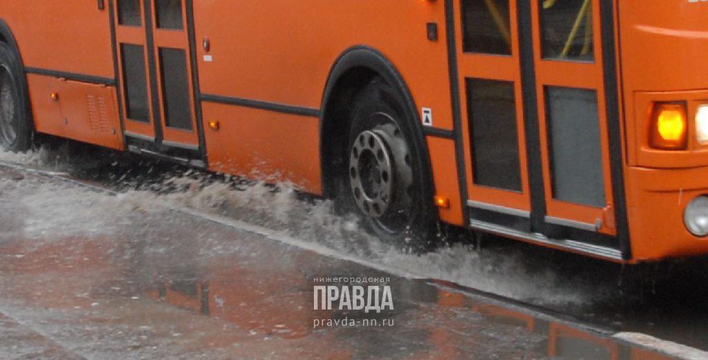 Шесть автобусных маршрутов возобновят движение по Похвалинскому съезду