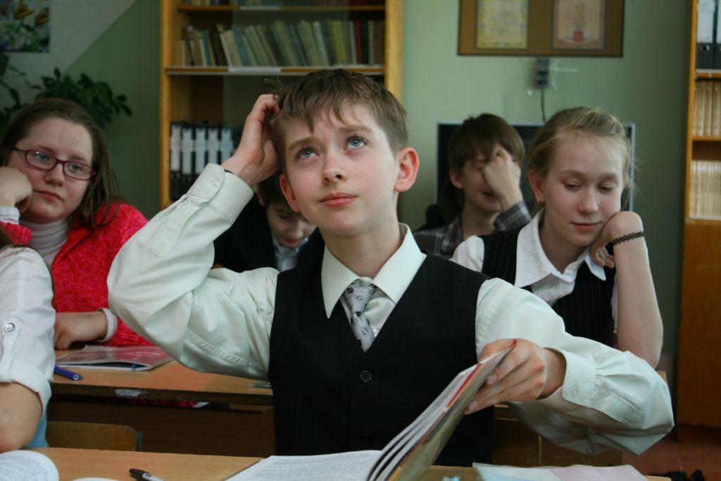 Нижегородские старшеклассники попробовали себя в роли учителей на «Уроках здоровья»