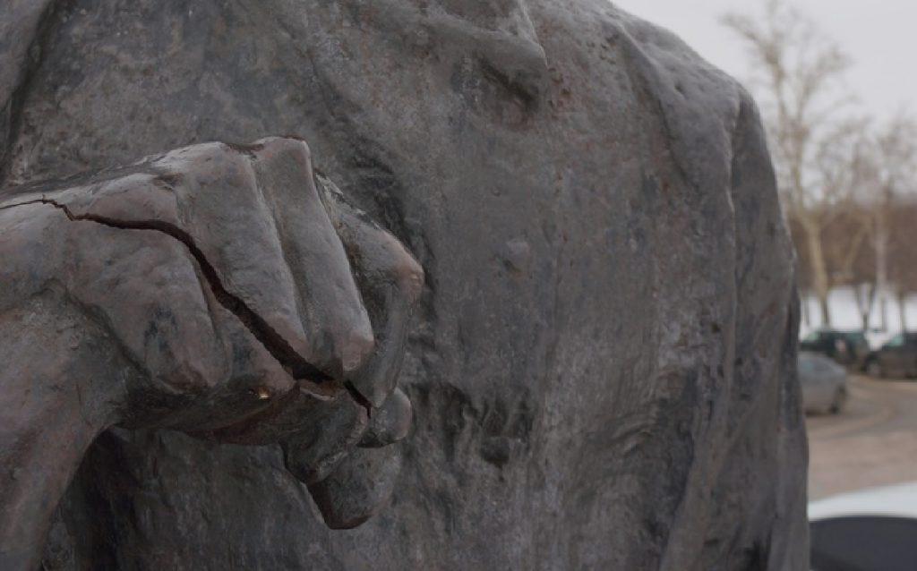 Памятник Горькому отремонтируют после жалоб нижегородцев