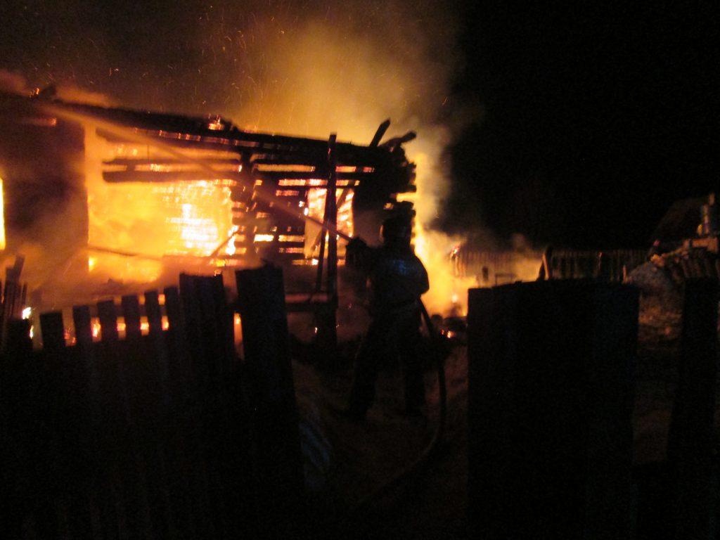 Нижегородский студент спас из огня трёх человек