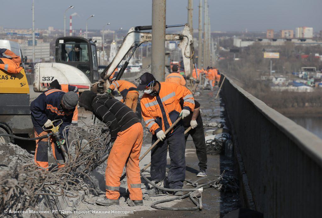 На Мызинском мосту появятся дополнительные ограничители движения