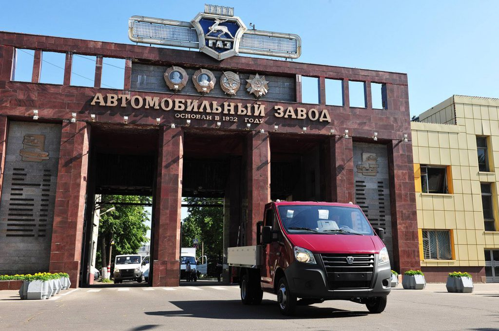 Mercedes-Benz прекратил производство на ГАЗе