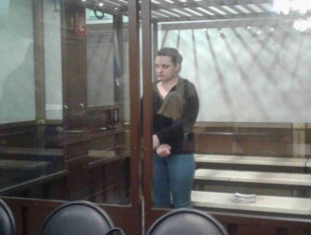 Елена Каримова, убившая двух маленьких детей, осуждена на 19 лет