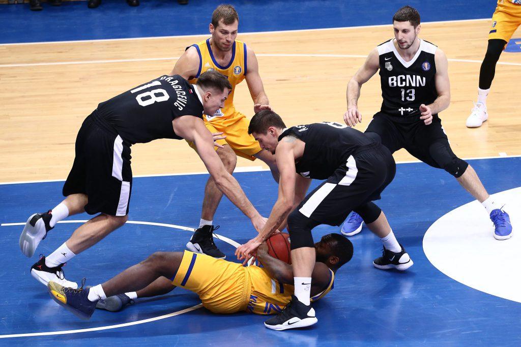 Баскетбольный клуб «Нижний Новгород» сыграет с подмосковными «Химками»