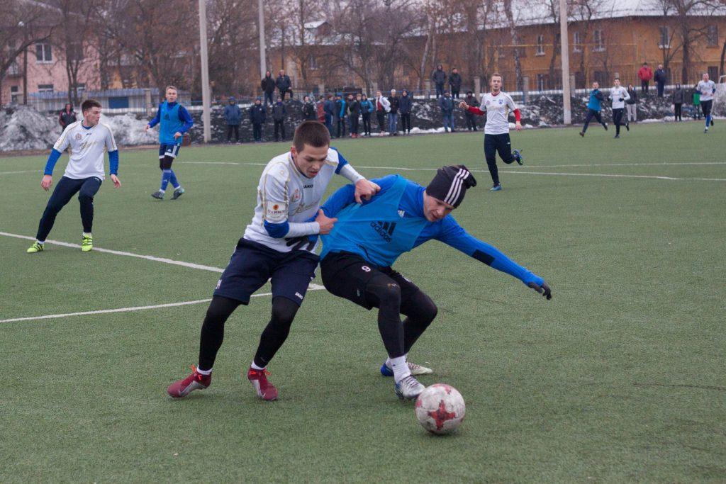 Футбольный клуб «Локомотив-НН» проведет первый матч в Третьем Дивизионе