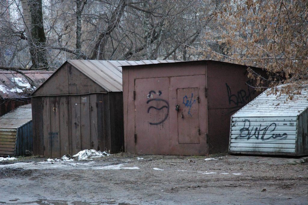 Нижегородцы смогут узаконить гаражи в упрощенном порядке
