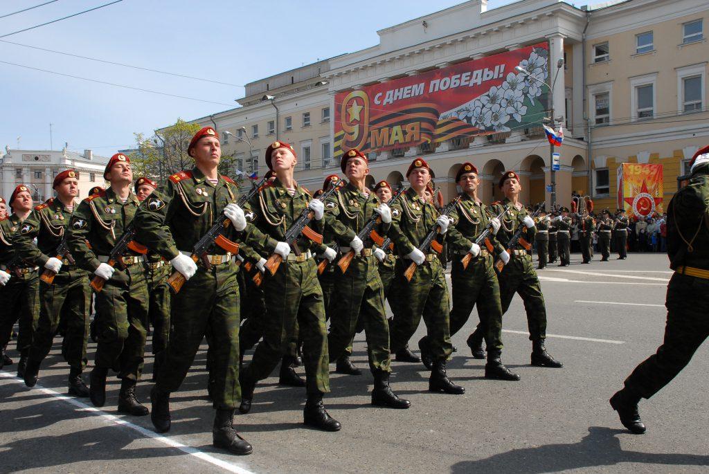 На праздничное оформление Нижнего Новгорода ко Дню России и 9 Мая потратят 3,2 млн рублей