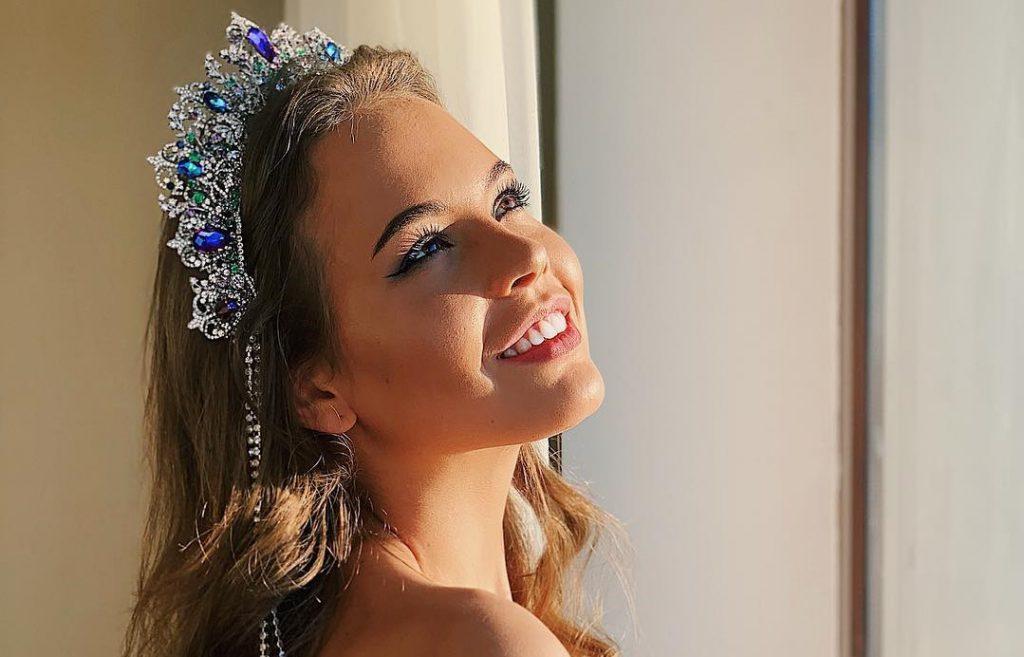 Нижегородка стала одной из десяти самых красивых девушек России