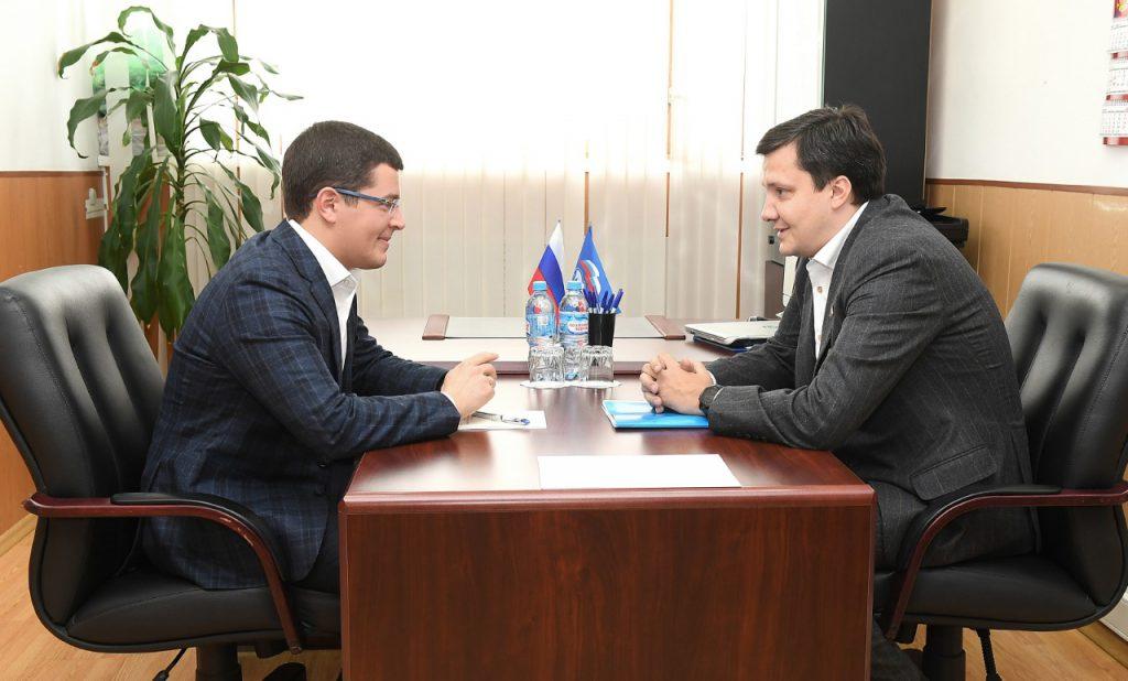 Группа контроля за исполнением нацпроектов под руководством Дениса Москвина оценила подготовку к их реализации на Ямале