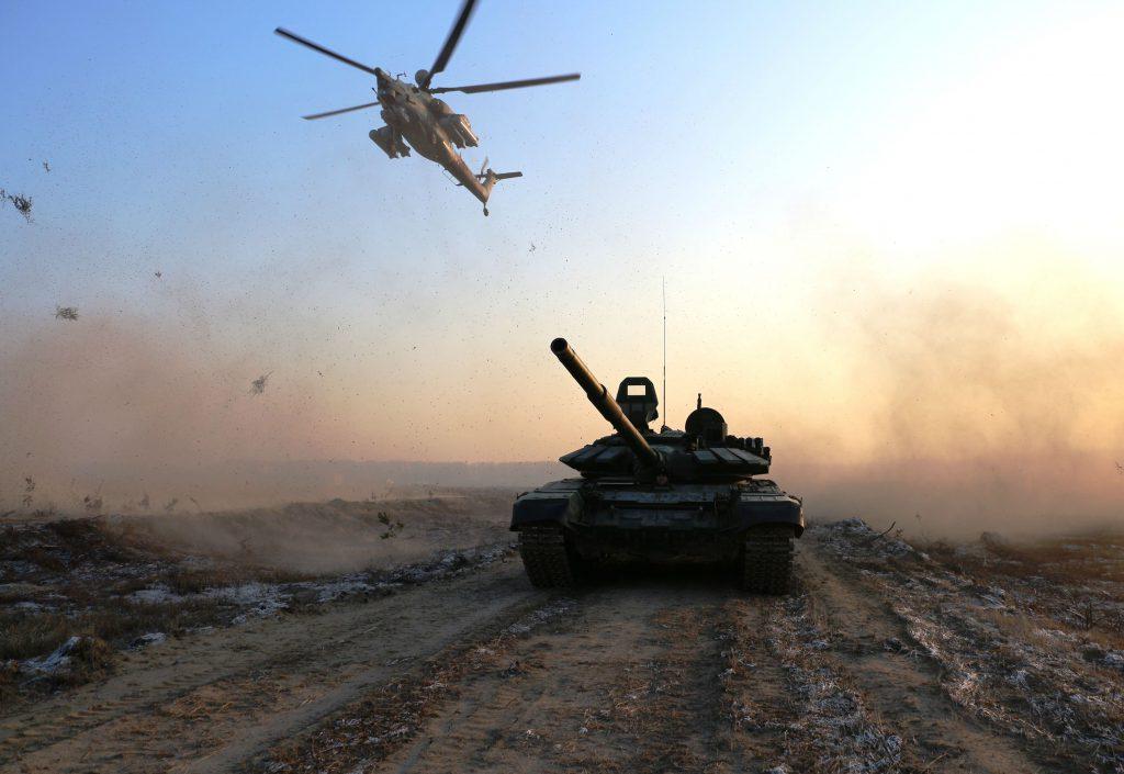 В Нижнем Новгороде откроется выставка трофейной военной техники