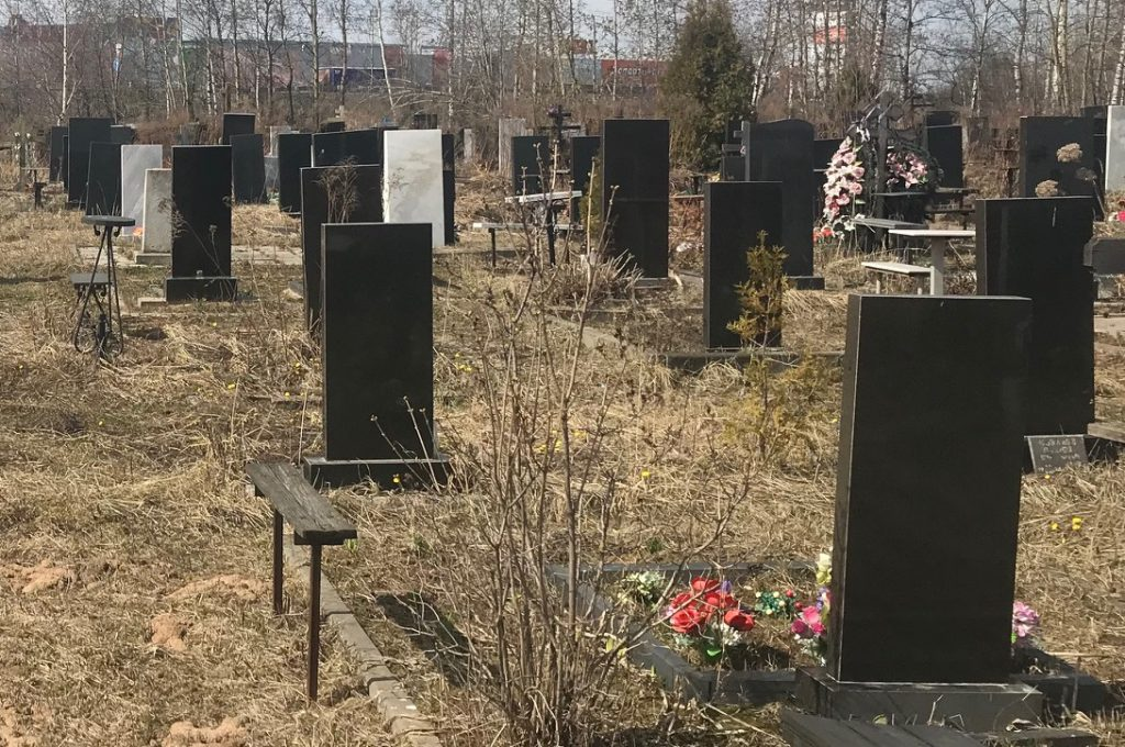 Смотритель кладбища брал взятки за незаконные захоронения в Сормовском районе