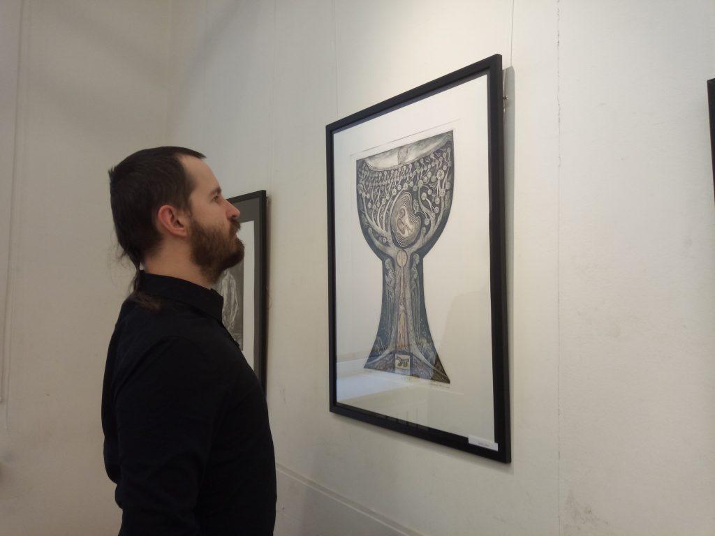 Выставка Леонида Строганова открылась в Нижнем Новгороде