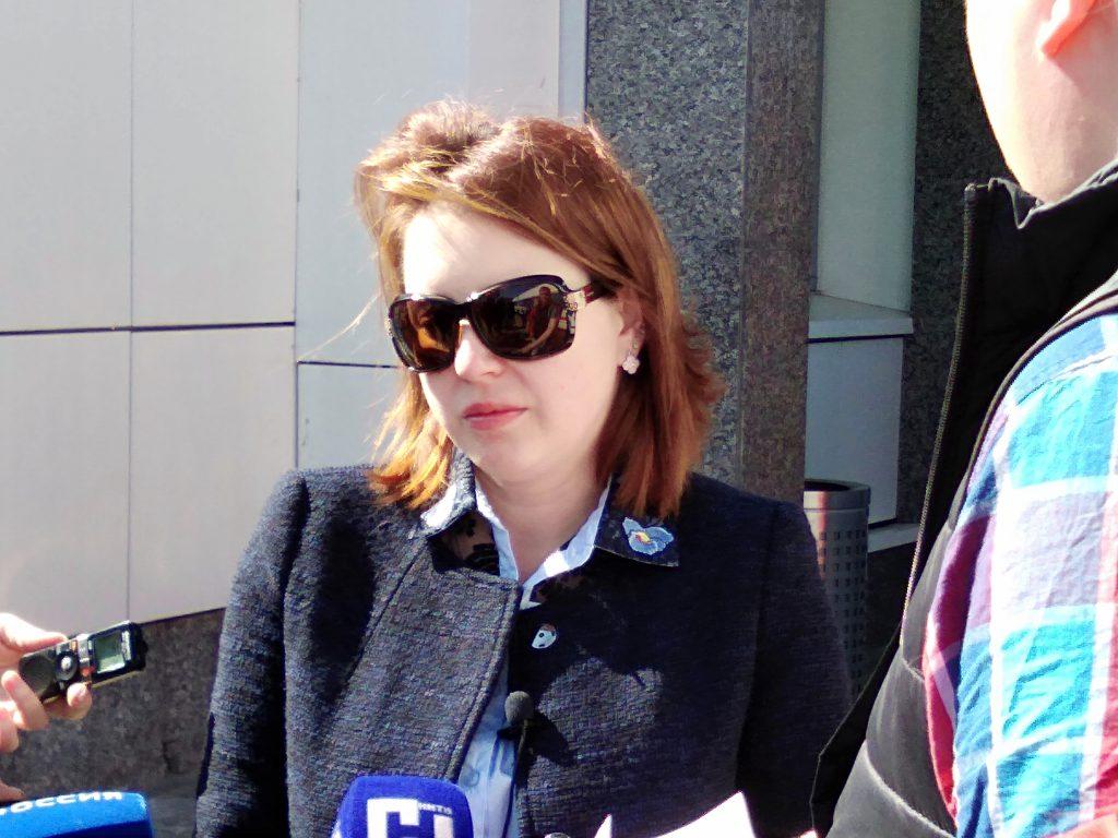 Ирина Слуцкая: «Доступная среда должна быть разумной»