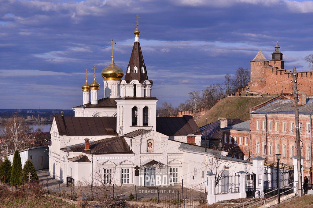 Движение транспорта в центре Нижнего Новгорода изменится из-за Пасхального Крестного хода