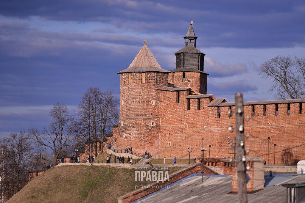 Глеб Никитин пригласил Владимира Путина принять участие в праздновании юбилея Нижнего Новгорода