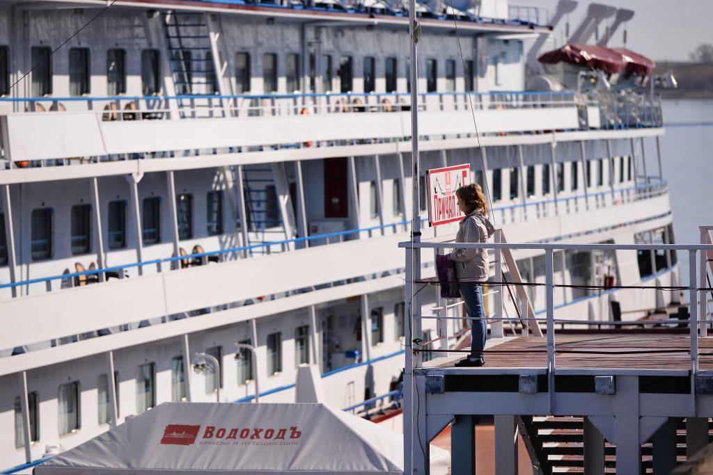 В Нижнем Новгороде открылась круизная навигация (ФОТОРЕПОРТАЖ)