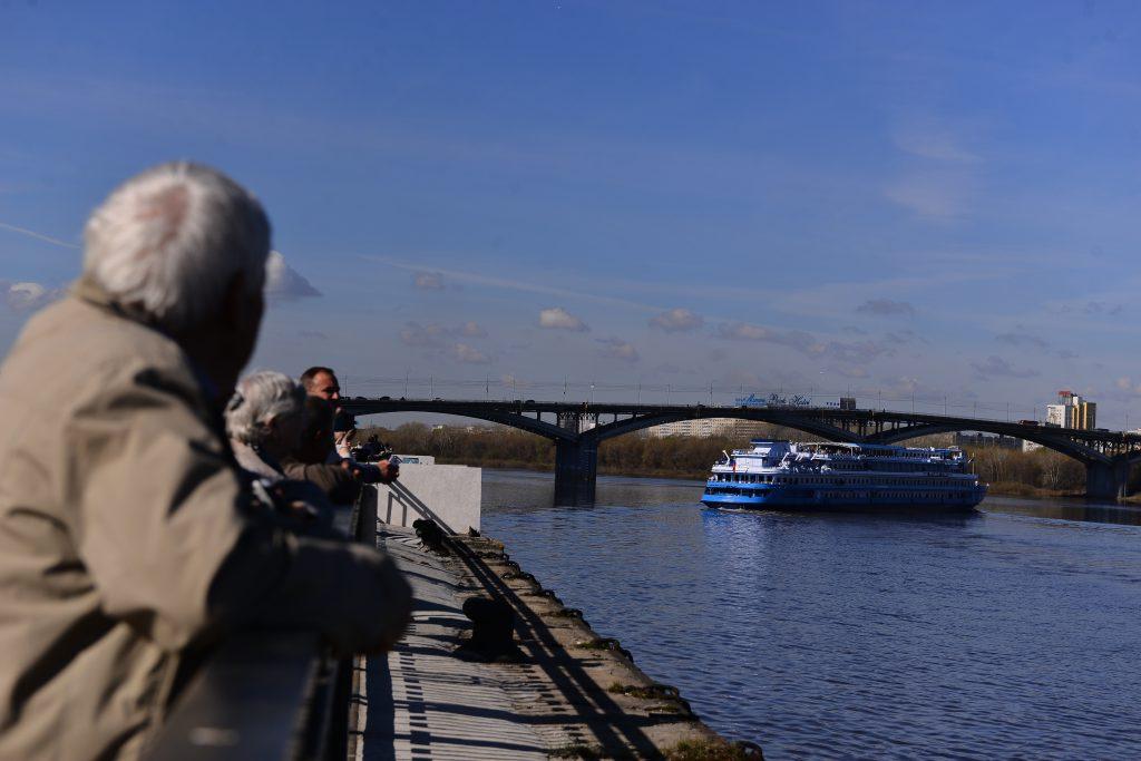 В Нижнем Новгороде открылась круизная навигация