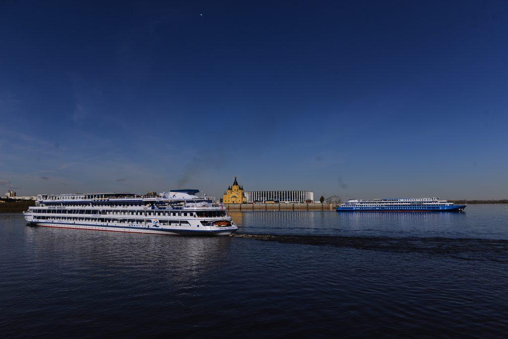 В Нижнем Новгороде пройдет научно-промышленный форум «Великие реки»