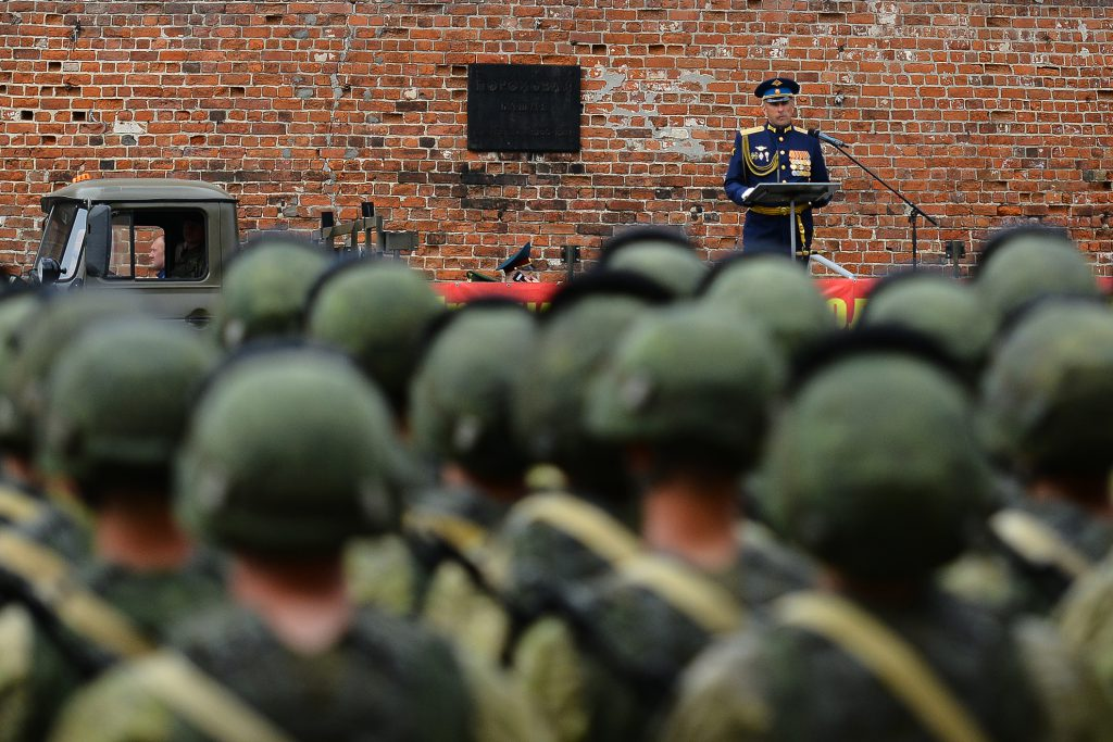 Парад Победы пройдёт в Москве 24 июня