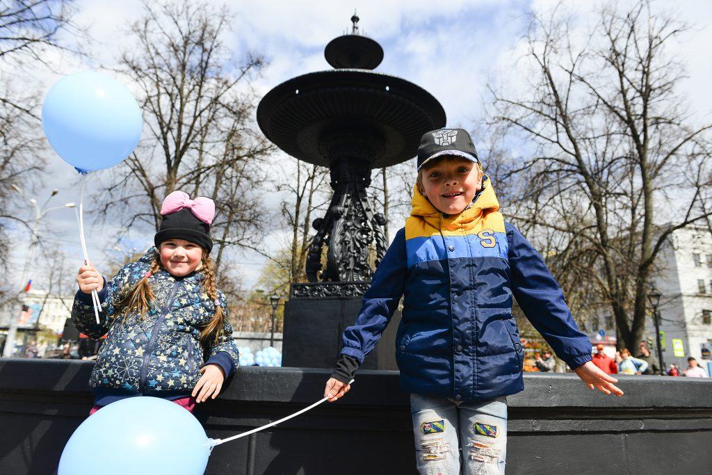 Более 46 тысяч нижегородских семей получили пособия на57 тысяч детей ввозрасте от3 до7 лет