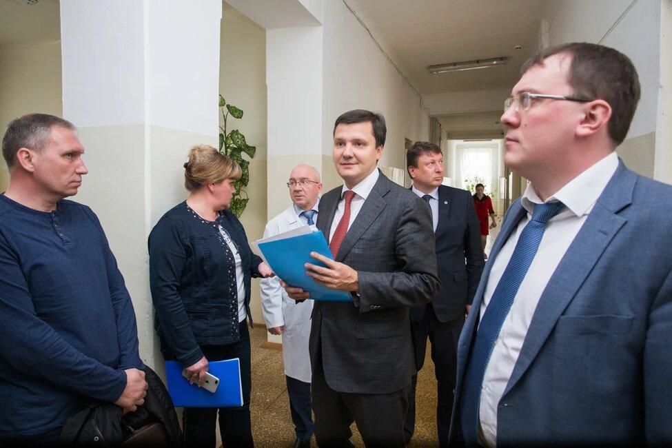 Арзамас получит более 50 млн рублей на ремонт медицинских учреждений