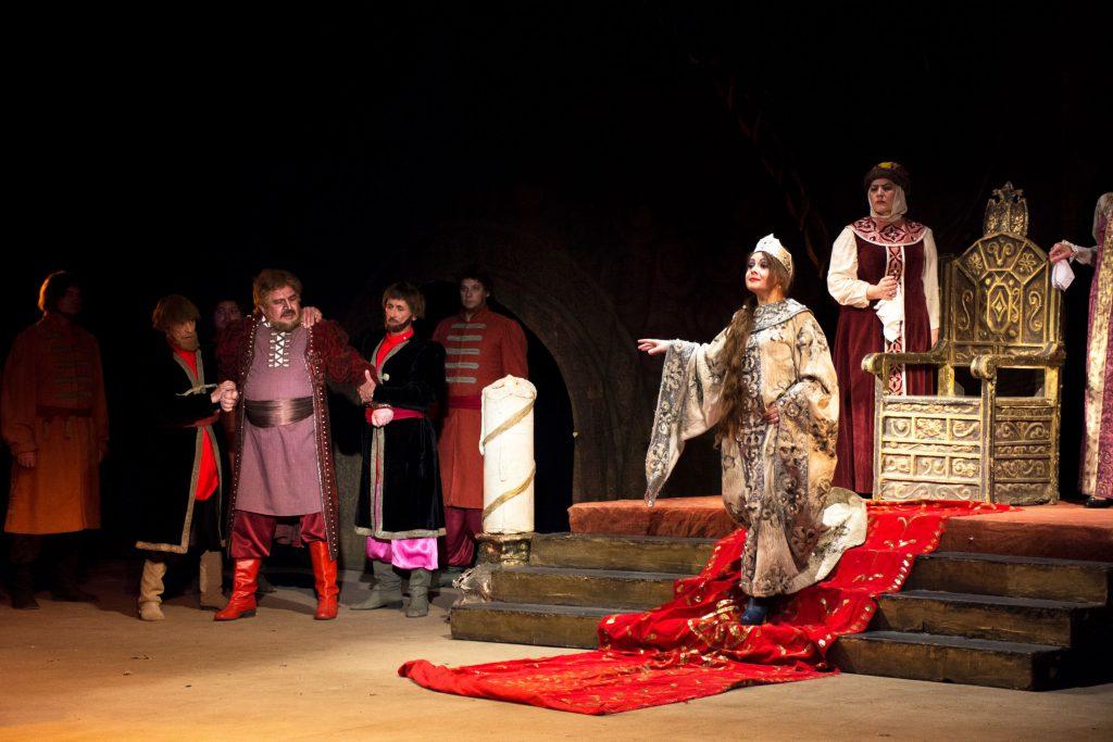 Юбилей Римского-Корсакова отметит оперный театр спектаклем «Царская невеста»