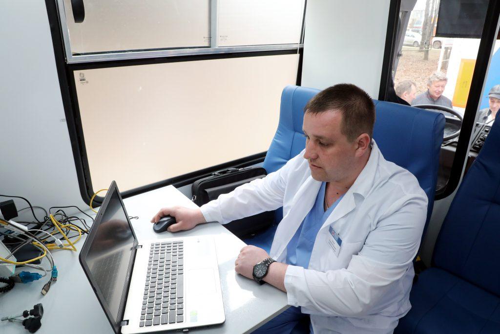 Поликлиника нижегородского онкодиспансера проводит телемедицинские консультации