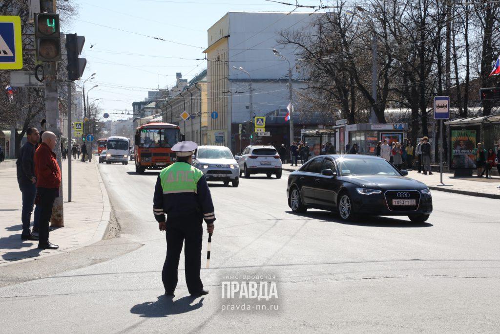 У инспекторов ДПС в Нижнем Новгороде давление стало повышаться чаще