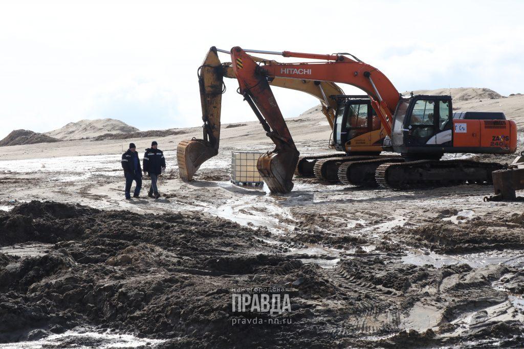Почти 750 млн рублей направят на ликвидацию объектов накопленного экологического ущерба в Дзержинске