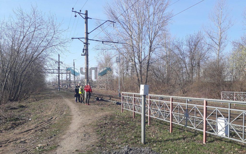 23-летнего нижегородца насмерть сбила электричка
