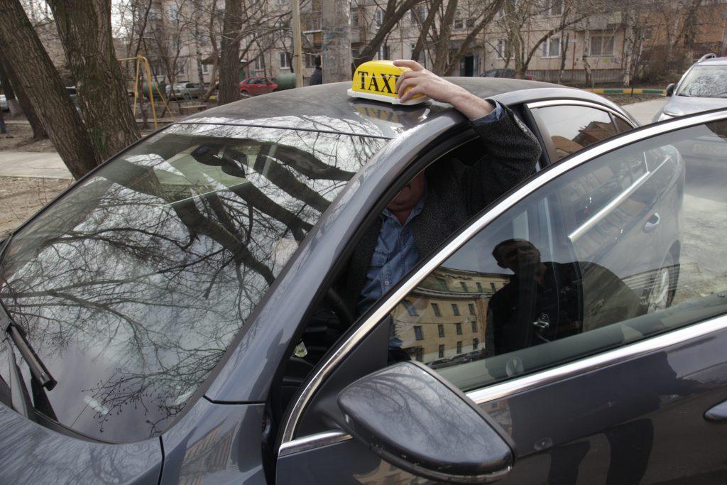 Такси в Нижегородской области начали оснащать компактными рециркуляторами воздуха