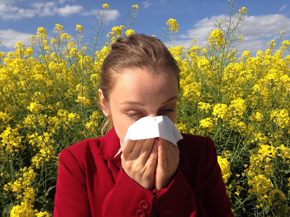 Более 30% нижегородцев страдают от аллергии на пыльцу в июле