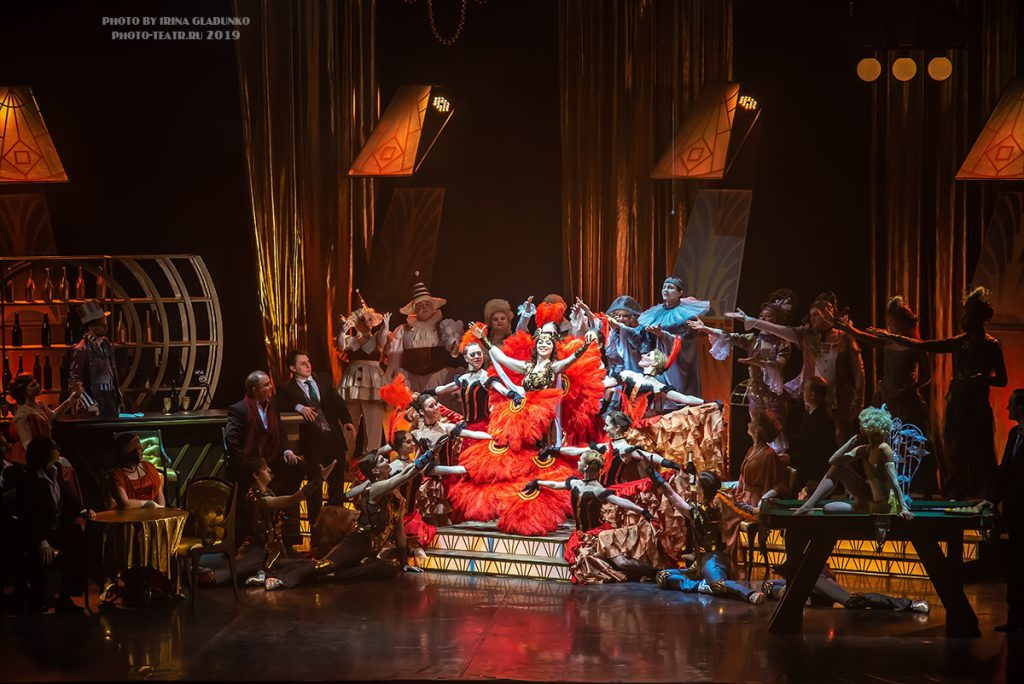 Помнишь ли ты? Знаменитая оперетта «Сильва» с триумфом вернулась на сцену оперного театра