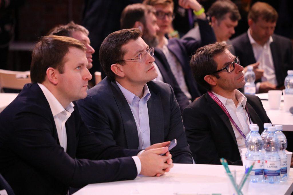 Глеб Никитин сообщил опланах поподписанию соглашения поразвитию инициативного бюджетирования врегионе